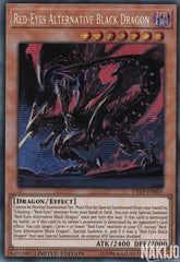 Red-Eyes Alternative Black Dragon - TN19-EN005 - Prismatic Secret Rare - Limited Edition