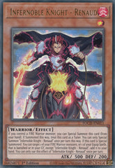 Infernoble Knight - Renaud - TOCH-EN011 - Ultra Rare - 1st Edition