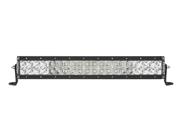 "Rigid Industries E-Series Pro Spot / Flood Combo 20"" Light Bar 120313 - Van Kam Truck & Trailer"