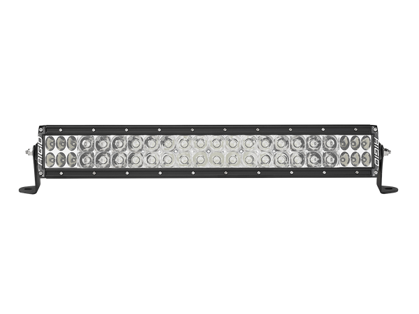 "Rigid Industries E-Series Pro Spot / Driving Combo 20"" Light Bar 122313 - Van Kam Truck & Trailer"