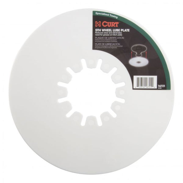 Fifth Wheel Hitch Lube Disc