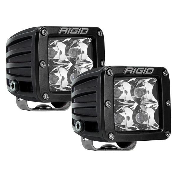 Rigid Industries 202213 D-Series Pro Spot, Pair - Van Kam Truck & Trailer