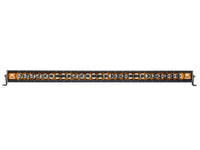 "Rigid Industries Radiance 50"" Light bar 250043 Amber-Black Light - Van Kam Truck & Trailer"