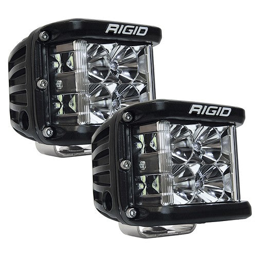 Rigid Industries 262213 D-SS Pro Spot, Pair - Van Kam Truck & Trailer