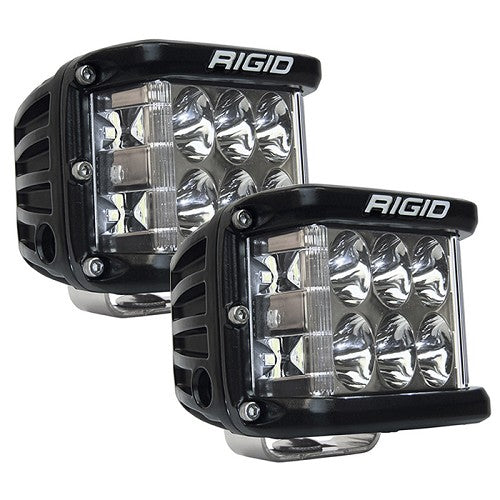 Rigid Industries Shooters, Driving