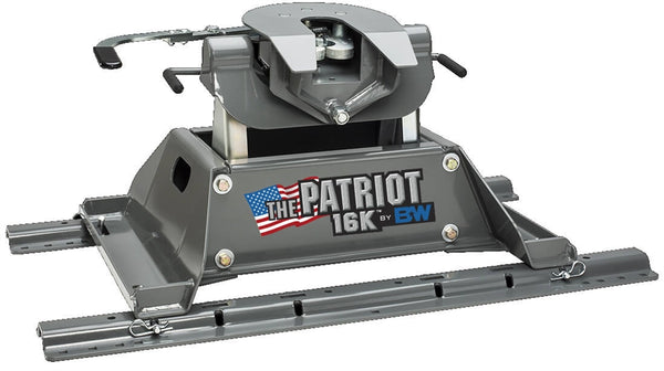 B&W RVK3200 Trailer Hitch 16k Patriot - Van Kam Truck & Trailer