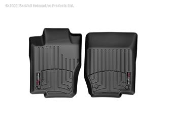 Weathertech Floor liners for Ram
