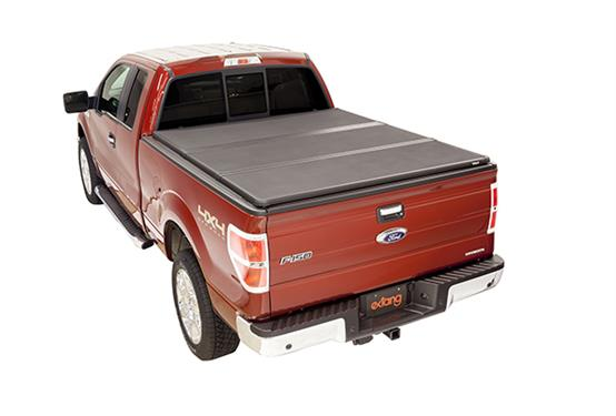 Extang 83480 Solid Fold 2.0 Tonneau Cover 15-18 Ford 6'6 - Van Kam Truck & Trailer