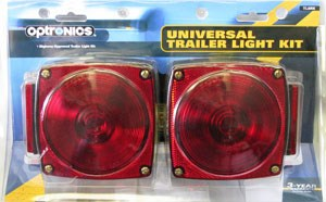 Optronics TL8RK Universal Trailer Light Kit - Van Kam Truck & Trailer