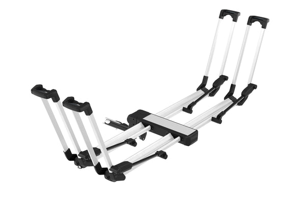 "Thule Helium Platform 2-Bike Aluminum Hitch Rack- 2"" & 1-1/4"" Receivers"