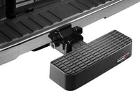 Weathertech, bump step, weathertech products, hitch mount step