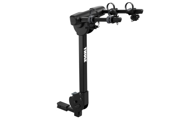 Thule hitch rack, bike rack, 2 bike rack, camber