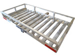 Northbound Aluminum Cargo Carrier / hauler, 24 X 49 heavy duty - Van Kam Truck & Trailer