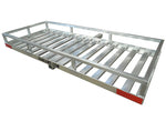 Northbound Aluminum Cargo Carrier / hauler, 24 X 60 heavy duty - Van Kam Truck & Trailer