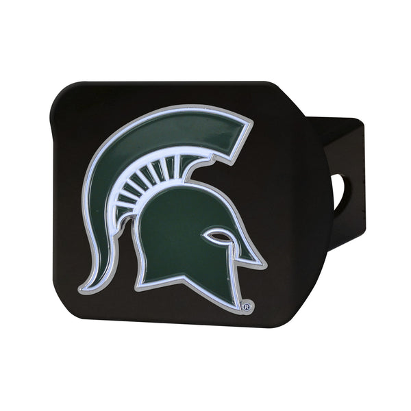 Michigan State Spartans, Michigan State, hitch cover, hitch plug, College football