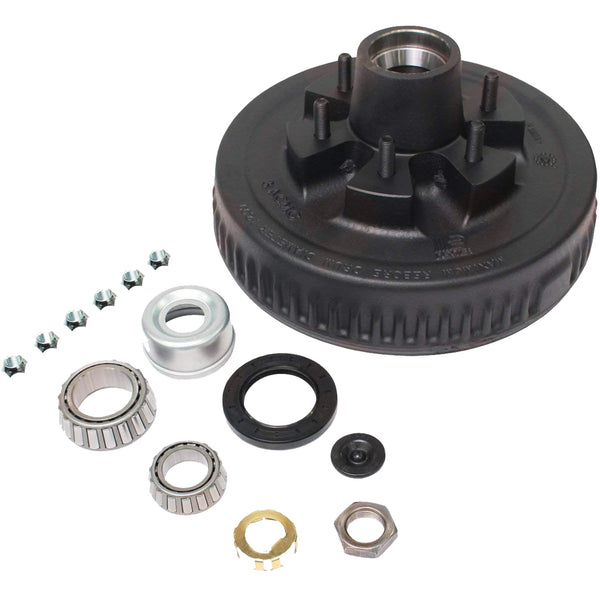 "Hub&Drum 5.2K-6K, 6 On 5.5, 1 1/4""-1 3/4"" Bearings Dexter"