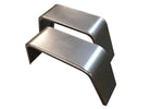 Jeep style trailer fenders, Steel trailer fenders