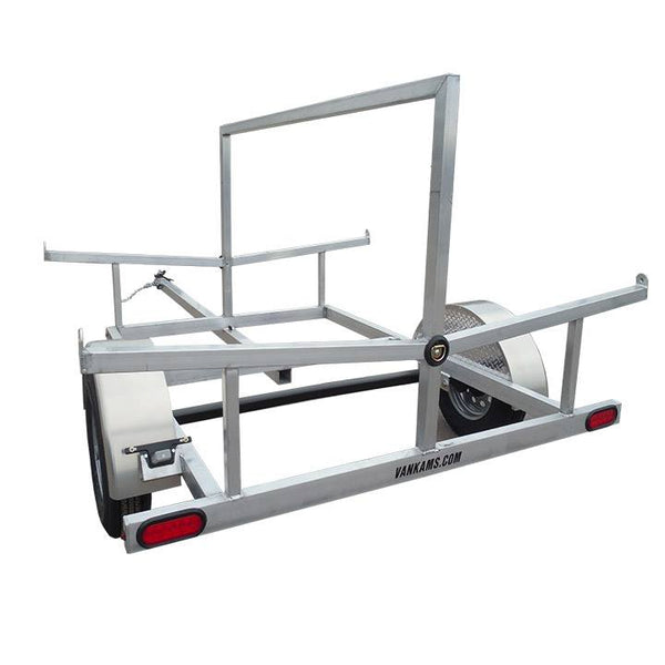 Northbound 2-Post Aluminum Kayak Trailer - Van Kam Truck & Trailer