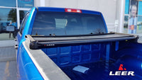 Leer 630120 Latitude Tonneau Cover For 14-18 Chevy / GMC 5'8 - Van Kam Truck & Trailer