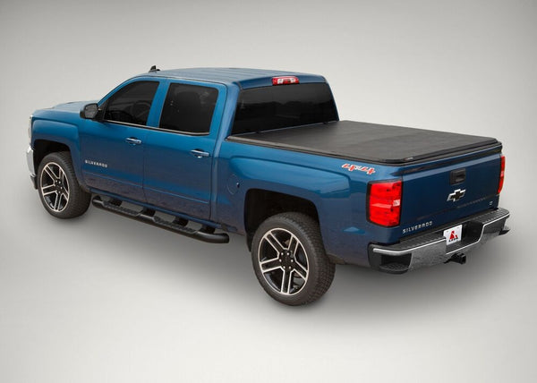 Leer 630117 Latitude Tonneau Cover For 09-18 Dodge / Ram 5'7 - Van Kam Truck & Trailer
