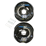 "Brakes Electric 7K, Self Adjusters, Left/Right 12"", Dexter"