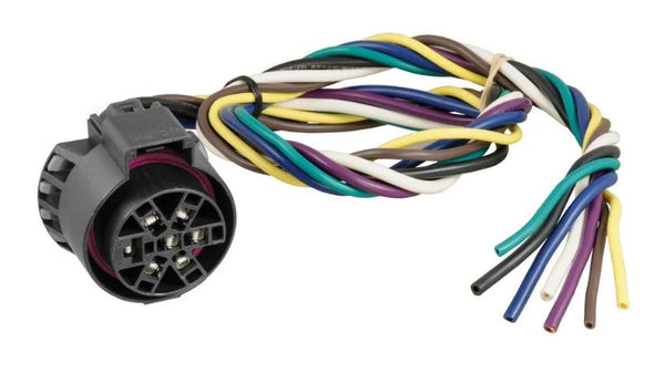 "Wiring, USCAR Socket With 24"" Wires"