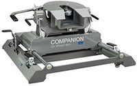 B&W Companion 5th Wheel Hitch; GM Factory Puck System; 20'+ GM 2500 20'+ GM 3500