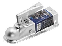 "Coupler, Class I, 1-7/8"" Ball, 2-1/2"" Channel, 2000 lbs. - Zinc"