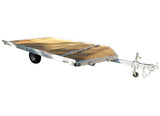 Open Drive On / Drive Off Trailers - Van Kam Truck & Trailer