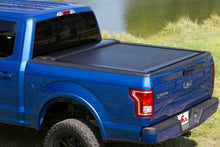 Load image into Gallery viewer, Leer Ricochet RLFA19A45 Retractable Aluminum Tonneau Cover 17-19 Ford Super Duty 8.1' - Van Kam Truck & Trailer