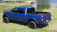 Leer Ricochet XRT RXFA18A44 Retractable Aluminum Tonneau Cover 17-19 Ford Super Duty 6.9' - Van Kam Truck & Trailer