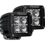 RIGID Industries 202113 D-Series PRO Lights Flood Pattern