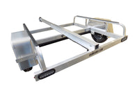 Aluminum ALL SPORT trailer w/ THULE tracks- kayak, bikes, cargo box - Van Kam Truck & Trailer