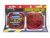 Optronics TL90RK Waterproof LED Trailer Light Kit - Van Kam Truck & Trailer