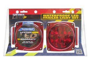 Waterproof LED Trailer Light Kit