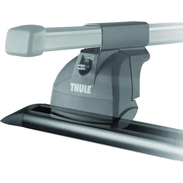 Thule roof racks, Thule Tracker II racks