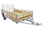 Northbound trailer, ramp trailer, trailer