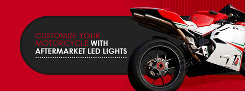 Aftermarket lights