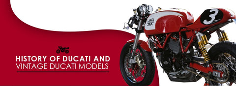 History of the Ducati Motorcycle