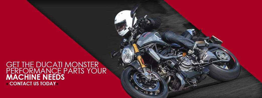 Shop Ducati Monster Exhausts