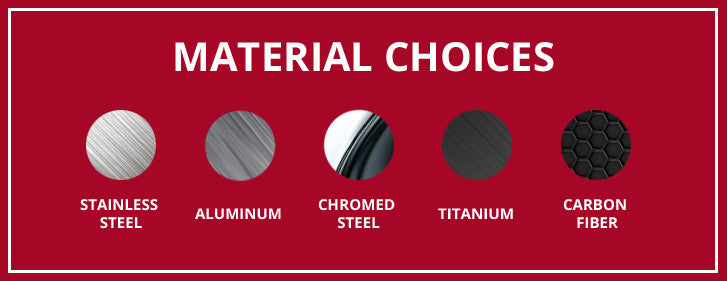exhaust material choices