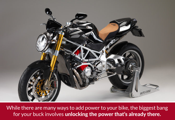 unlock your streetbike potential