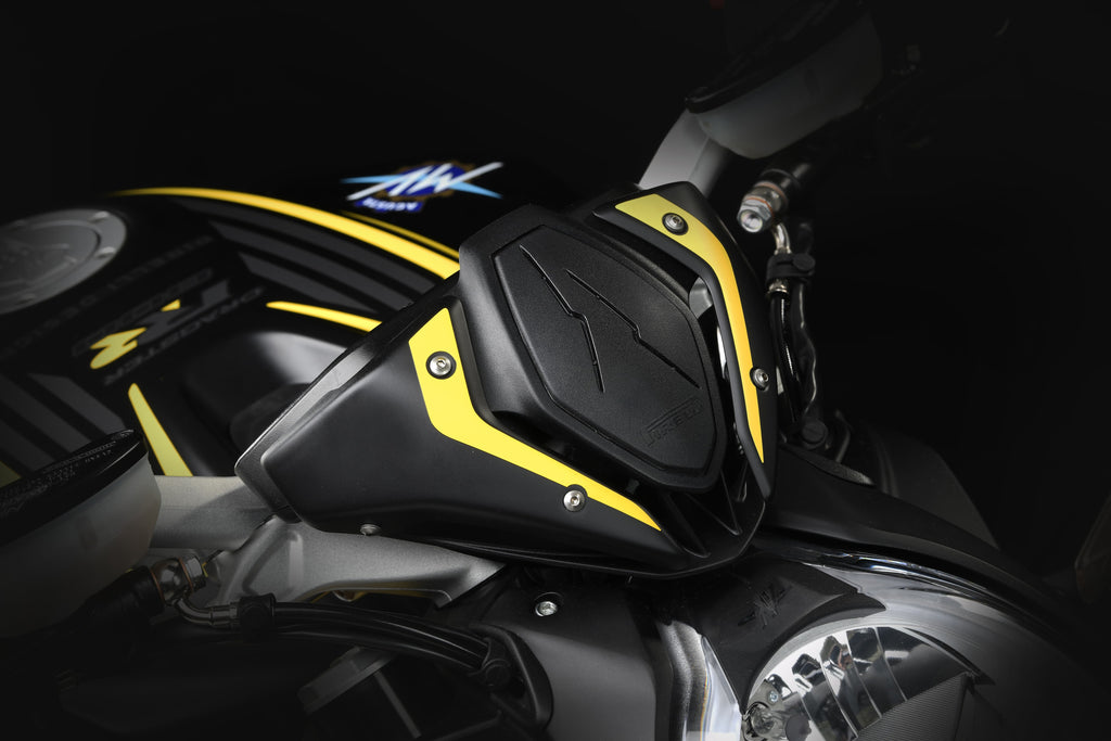 MV Agusta Dragster Pirelli 2018 Yellow Black