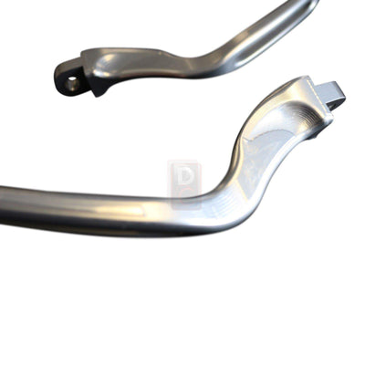 AEM Factory Brembo RCS Billet Folding Lever Set-Lever Hand Controls-DESIGN CORSE