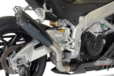 Aprilia RSV4 MY15 Exhaust Low Level Slip on EvoExtreme 310-Exhaust Systems-DESIGN CORSE