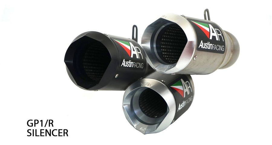Aprilia RSV4 RF/RR 2015/16 GP3 Slip On Exhaust