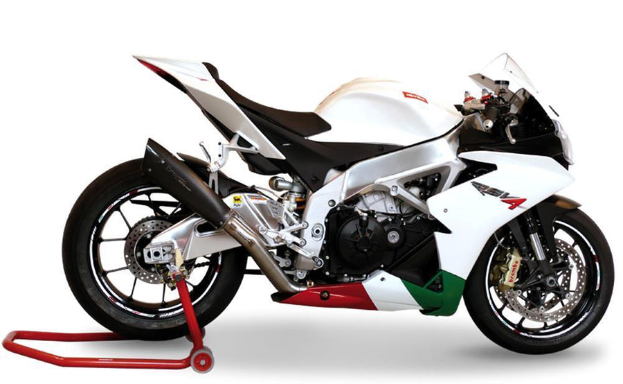 Aprilia RSV4 / RR / APRC / RF MY09 Exhaust Slip on EvoExtreme 310-Exhaust Systems-DESIGN CORSE