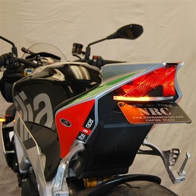 Aprilia RSV4 / RR / RF Fender Eliminator Kit NRC-Tail Tidy Fender Eliminators-DESIGN CORSE