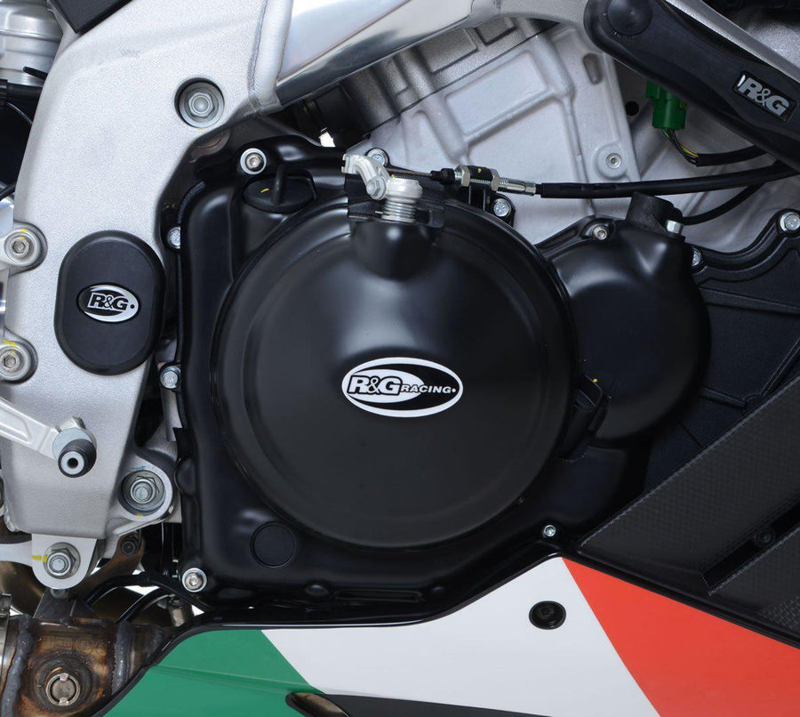 Aprilia RSV4 RR / Tuono V4 Engine Case Cover Kit R&G-Frame & Engine Sliders-DESIGN CORSE