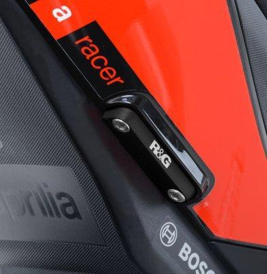 Aprilia RSV4 RR / Tuono V4 Rear Foot Rest Blanking Plate Kit-Footpegs & Toe Pegs-DESIGN CORSE